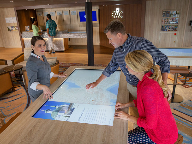 Holland America - EXC central Excursiones