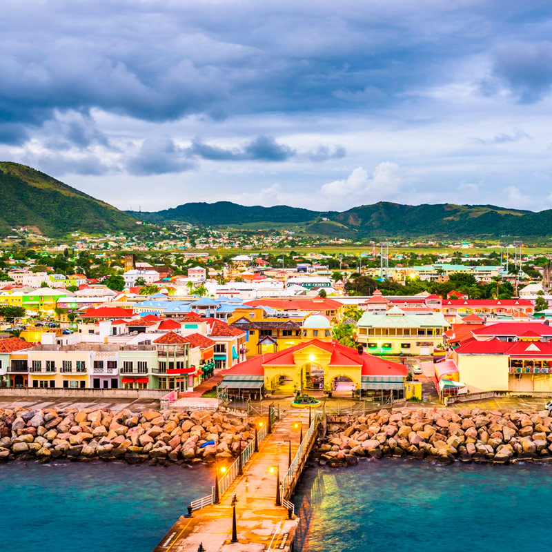 Guía de St Kitts